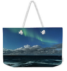 Auroras And Clouds Weekender Tote Bag