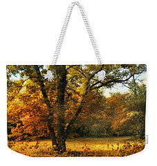 Autumn Arises Weekender Tote Bag
