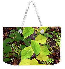Autumn Leaves II Weekender Tote Bag