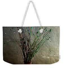 Autumn Still Life Weekender Tote Bag by Nailia Schwarz