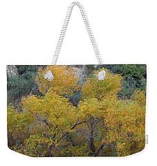 Autumn Whispers Weekender Tote Bag