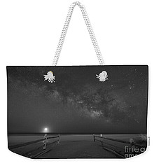 Avalon New Jersey Milky Way Rising  Weekender Tote Bag