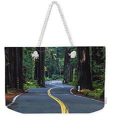 Avenue Of The Giants Weekender Tote Bag