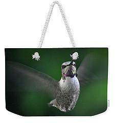 Away I Go Weekender Tote Bag
