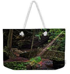 Awesome Way Weekender Tote Bag