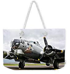 B-17 Bomber Airplane  Weekender Tote Bag
