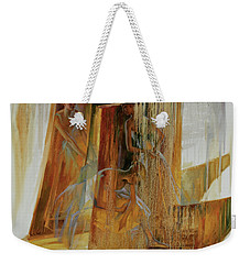 Ba-ll-et Weekender Tote Bag