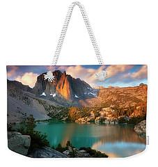 Backcountry Views Weekender Tote Bag