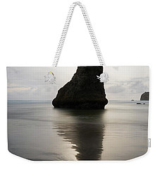 Weekender Tote Bag featuring the photograph Balance by Dustin LeFevre
