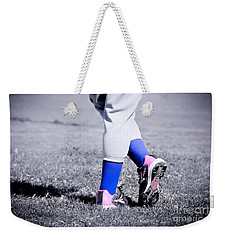 Ball Player Weekender Tote Bag