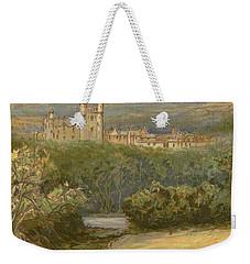 Balmoral Castle Weekender Tote Bag by English School
