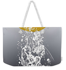 Banana Splash Weekender Tote Bag