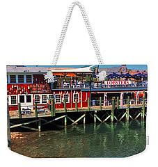 Bar Harbor Weekender Tote Bag
