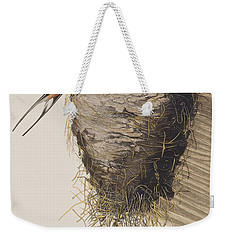 Barn Swallow Weekender Tote Bag by John James Audubon