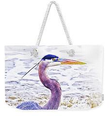 Beach Walker Weekender Tote Bag