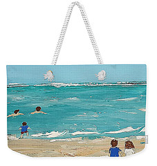Beach9 Weekender Tote Bag by Diana Bursztein