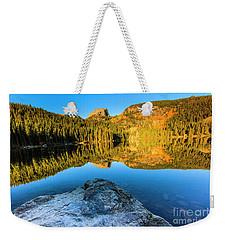 Bear Lake Weekender Tote Bag