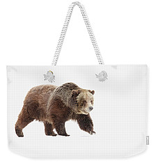 Bear Weekender Tote Bag by Steve McKinzie