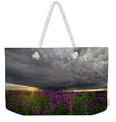 Beauty And The Beast Weekender Tote Bag by Aaron J Groen