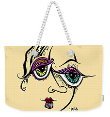 Beauty In Imperfection Weekender Tote Bag