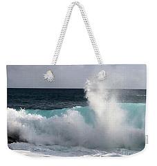 Beauty Weekender Tote Bag by Karen Nicholson