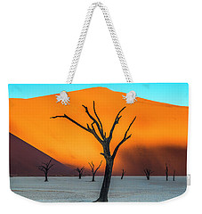 Beauty Lives Forever. Weekender Tote Bag