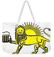 Beersia Weekender Tote Bag