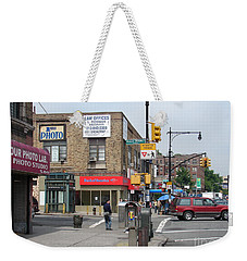 Before The Fire Weekender Tote Bag by Cole Thompson