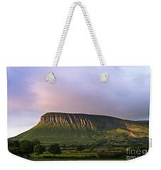 Ben Bulben Weekender Tote Bag