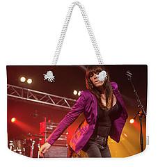 Beth Hart Weekender Tote Bag