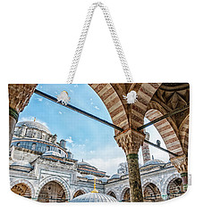 Beyazit Camii Mosque Weekender Tote Bag