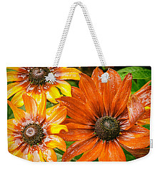 Black-eyed Susan Weekender Tote Bag