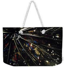 Black Hole Weekender Tote Bag by Angela Stout