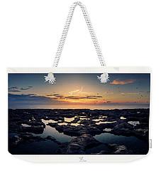 Blata Tal-melh - Salt Rock Weekender Tote Bag