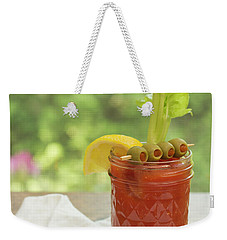 Bloody Mary Weekender Tote Bag