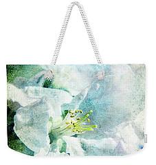 Blooming Weekender Tote Bag