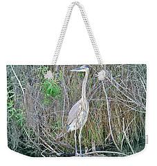 Blue Bayou Weekender Tote Bag by Judy Kay
