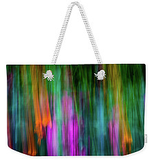 Blurred #3 Weekender Tote Bag