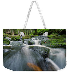 Bode, Harz Weekender Tote Bag by Andreas Levi