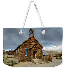 Bodie Church Weekender Tote Bag