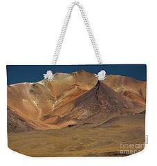 Bolivian Highland Weekender Tote Bag by Gabor Pozsgai