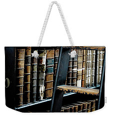 Books Of Knowledge 7 Weekender Tote Bag