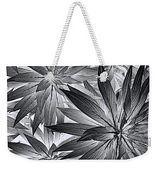 Weekender Tote Bag featuring the photograph Botanical by Wayne Sherriff