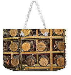 Bourbon Barells Weekender Tote Bag