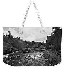 Bowl And Pitcher Weekender Tote Bag by Hugh Smith