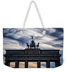 Brandenberg Gate Weekender Tote Bag