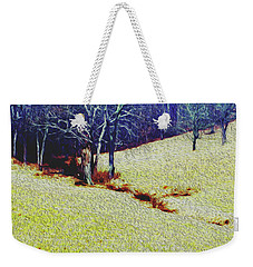Weekender Tote Bag featuring the photograph Brandywine Landscape by Sandy Moulder