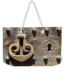 Brass Door Knocker Weekender Tote Bag