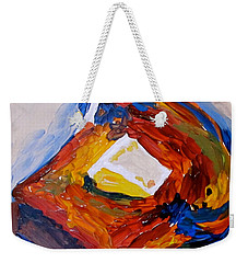 Bread And Butter Weekender Tote Bag