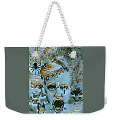Break Free Weekender Tote Bag
